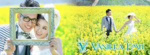 菜の花ロケーション撮影